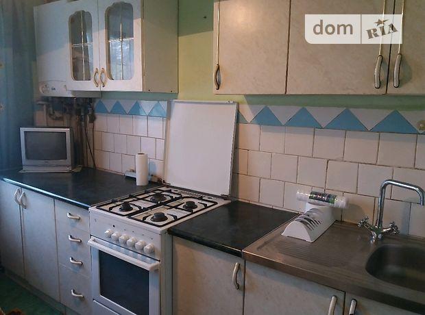 трехкомнатная квартира в Тернополе, район Бам, на просп. Злуки в аренду на долгий срок помесячно фото 1