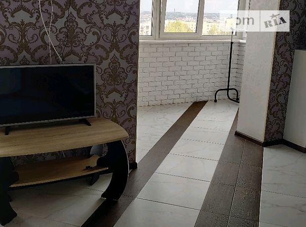 однокомнатная квартира с мебелью в Тернополе, район Дружба, на ул. Будного Степана в аренду на долгий срок помесячно фото 1