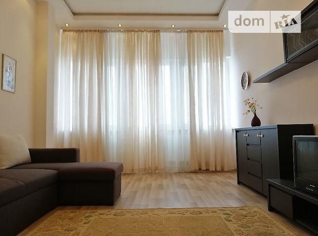 трехкомнатная квартира с мебелью в Тернополе, район Дружба, на ул. Карпенко в аренду на долгий срок помесячно фото 1