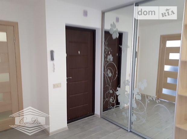 трехкомнатная квартира с мебелью в Тернополе, район Дружба, на Євроремонт в аренду на долгий срок помесячно фото 1