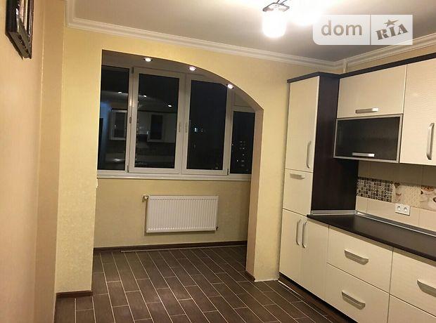 двухкомнатная квартира с мебелью в Тернополе, район Дружба, в аренду на долгий срок помесячно фото 1