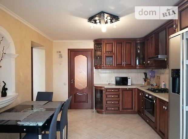 трехкомнатная квартира с мебелью в Тернополе, район Канада, на ул. Вербицкого Михаила в аренду на долгий срок помесячно фото 1