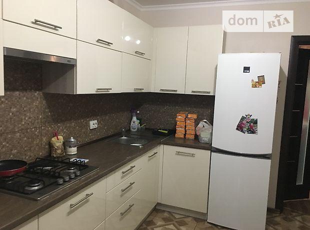 двухкомнатная квартира с мебелью в Тернополе, район Канада, на Вербицкого Михаила улица Єр іо в аренду на долгий срок помесячно фото 1