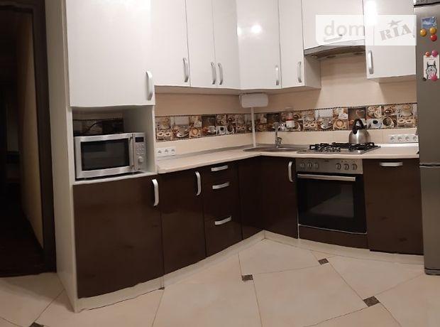 двухкомнатная квартира с мебелью в Тернополе, район Кутковцы, на ул. Бенцаля в аренду на долгий срок помесячно фото 1