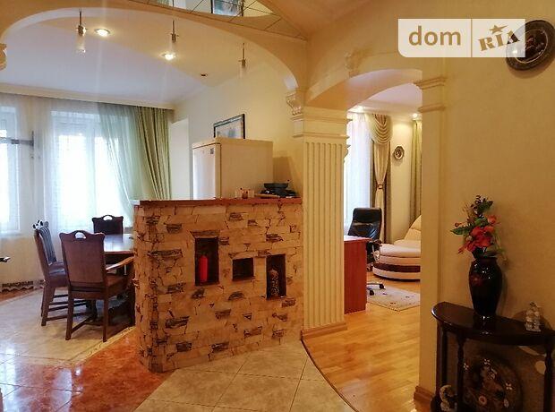 трехкомнатная квартира с мебелью в Тернополе, район Новый свет, на ул. Ольховая в аренду на долгий срок помесячно фото 1