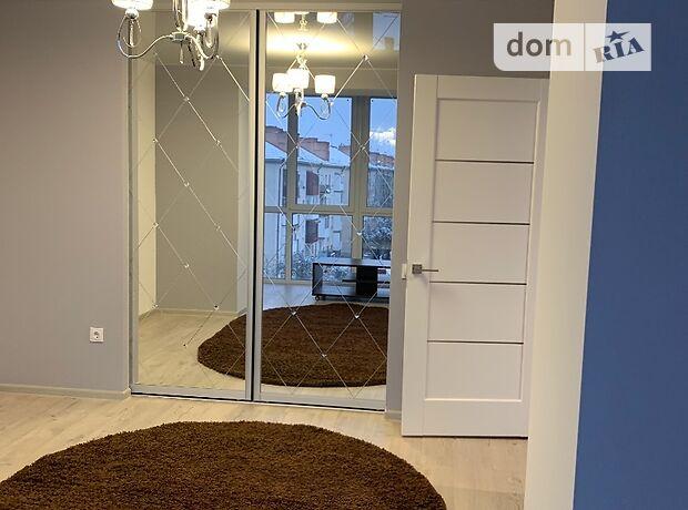 двухкомнатная квартира с мебелью в Тернополе, район Новый свет, на ул. Котляревского в аренду на долгий срок помесячно фото 1