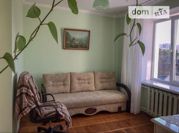 трехкомнатная квартира в Тернополе, район Новый свет, на ул. Крушельницкой Соломии в аренду на долгий срок помесячно фото 1