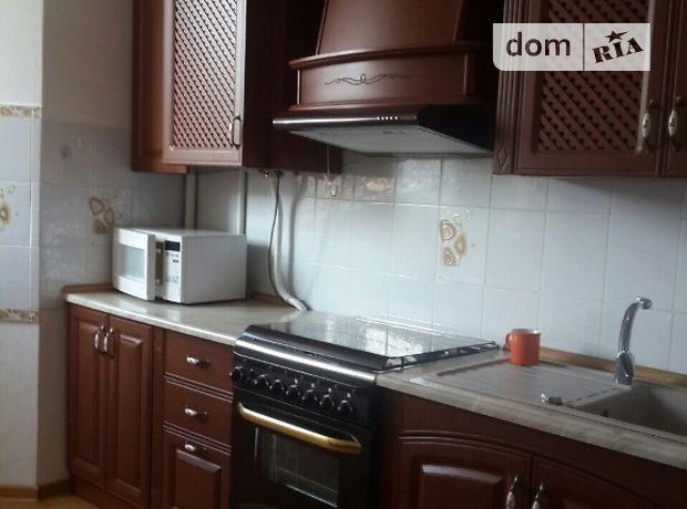 трехкомнатная квартира с мебелью в Тернополе, район Новый свет, на ул. За Рудкой в аренду на долгий срок помесячно фото 1