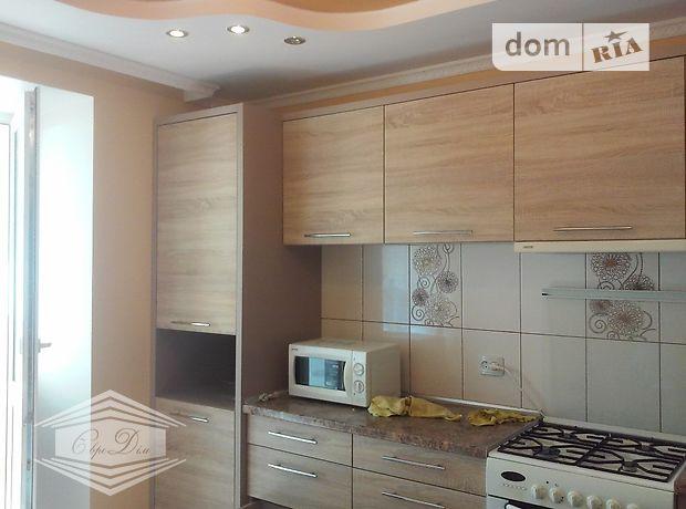однокомнатная квартира с мебелью в Тернополе, район Новый свет, на Новобудова в аренду на долгий срок помесячно фото 2