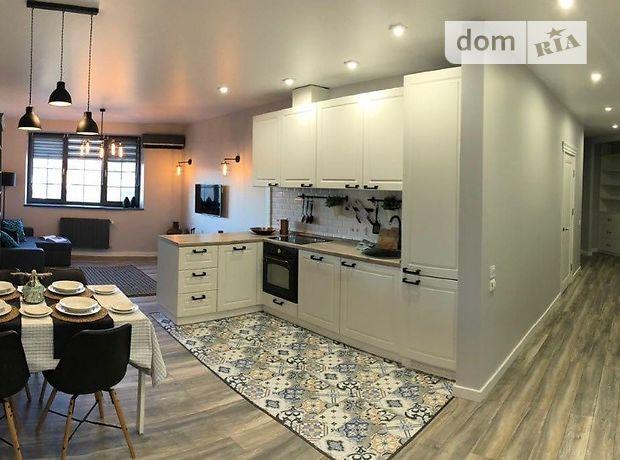 двухкомнатная квартира с мебелью в Тернополе, район Новый свет, на Вільхова в аренду на долгий срок помесячно фото 1