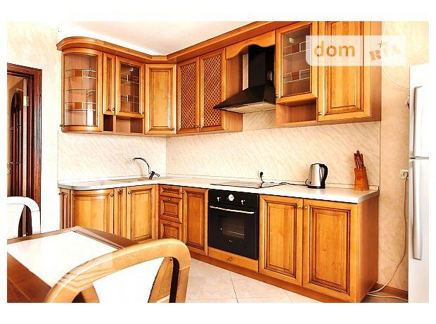 двухкомнатная квартира в Тернополе, район Оболонь, на ул. Черновецкая в аренду на долгий срок помесячно фото 1