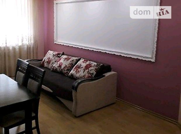однокомнатная квартира с мебелью в Тернополе, район Оболонь, в аренду на долгий срок помесячно фото 1