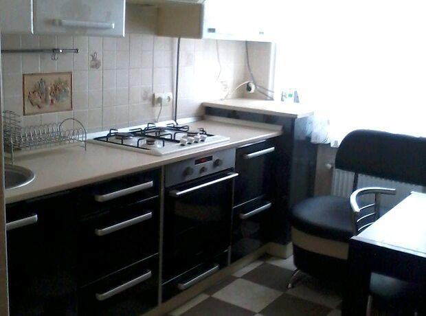 однокомнатная квартира с мебелью в Тернополе, район Промышленный, на ул. Бродовская в аренду на долгий срок помесячно фото 1