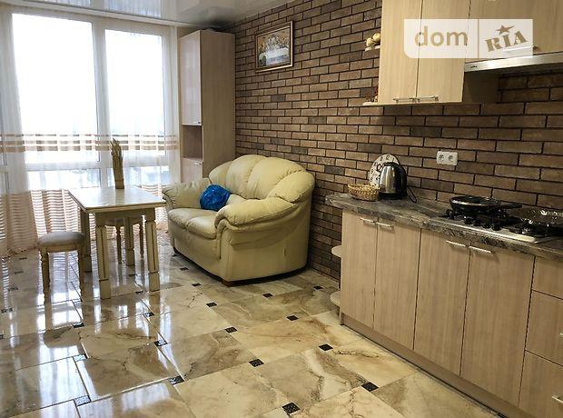 двухкомнатная квартира в Тернополе, район Схидный, на просп. Бандеры Степана в аренду на долгий срок помесячно фото 1
