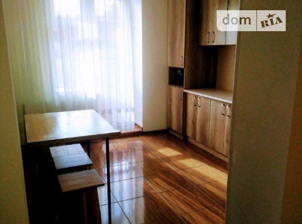 однокомнатная квартира с мебелью в Тернополе, район Схидный, на просп. Бандеры Степана в аренду на долгий срок помесячно фото 1