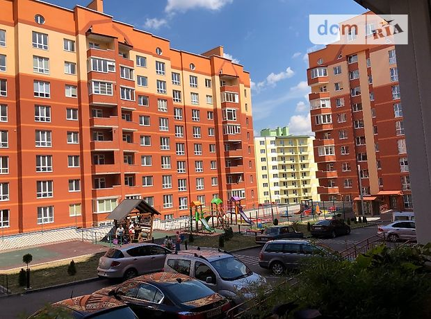 двухкомнатная квартира с мебелью в Тернополе, район Схидный, на просп. Бандеры Степана в аренду на долгий срок помесячно фото 1