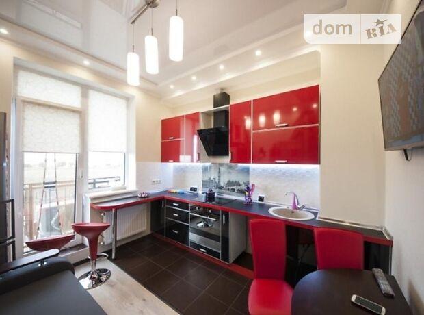 однокомнатная квартира с мебелью в Тернополе, район Схидный, на ул. Довженко в аренду на долгий срок помесячно фото 2