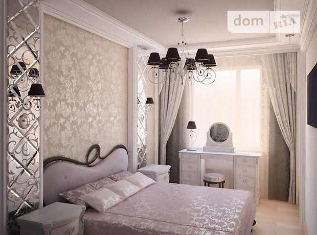 трехкомнатная квартира с мебелью в Тернополе, район Схидный, на ул. Полевого Омельяна в аренду на долгий срок помесячно фото 1