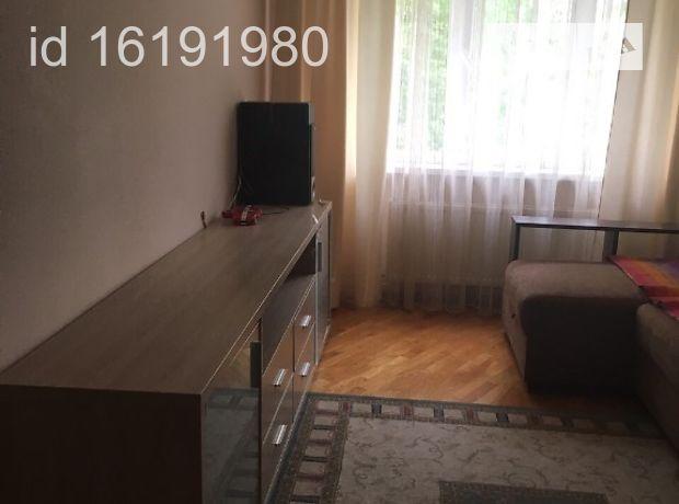 двухкомнатная квартира в Тернополе, район Схидный, на Ст.Бандери в аренду на долгий срок помесячно фото 1