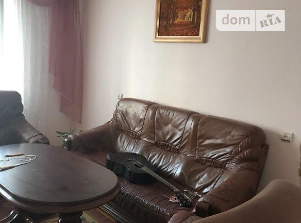трехкомнатная квартира с мебелью в Тернополе, район Солнечный, на ул. Пушкина в аренду на долгий срок помесячно фото 1