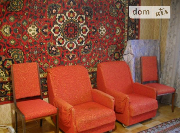 однокомнатная квартира с мебелью в Тернополе, район Солнечный, на ул. 15-го Апреля в аренду на долгий срок помесячно фото 1