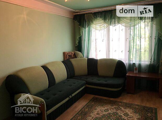 двухкомнатная квартира с мебелью в Тернополе, район Солнечный, на ул. Лозовецкая в аренду на долгий срок помесячно фото 1