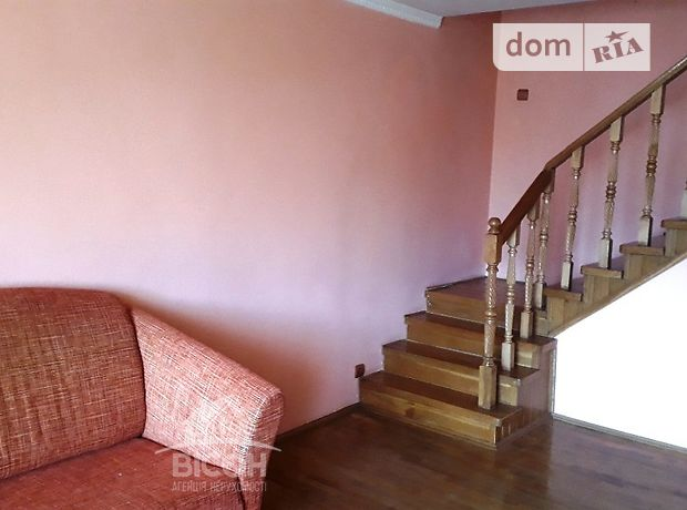 трехкомнатная квартира с мебелью в Тернополе, район Солнечный, на район Універсаму в аренду на долгий срок помесячно фото 1