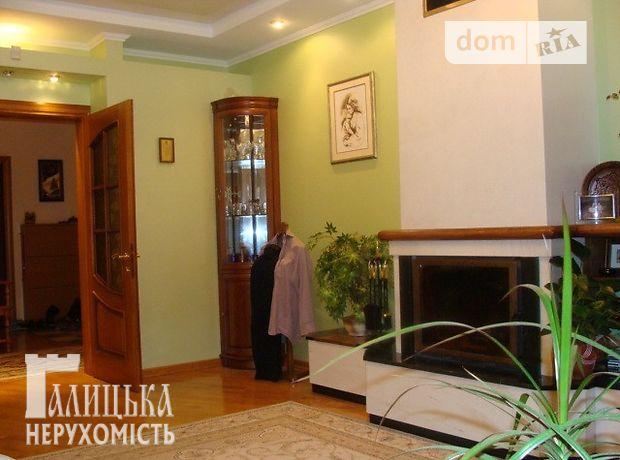 трехкомнатная квартира с мебелью в Тернополе, район Солнечный, на квартира з гаражем у будинку в аренду на долгий срок помесячно фото 1
