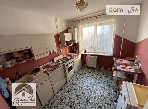 двухкомнатная квартира с мебелью в Тернополе, район Солнечный, в аренду на долгий срок помесячно фото 1