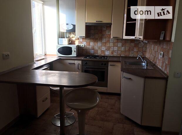 двухкомнатная квартира с мебелью в Тернополе, район Центр, на ул. Замкова в аренду на долгий срок помесячно фото 1