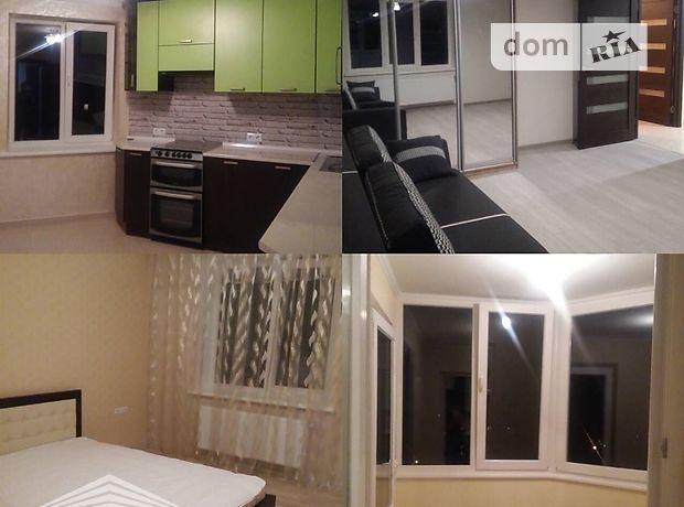 двухкомнатная квартира с мебелью в Тернополе, район Центр, на Новобудова в аренду на долгий срок помесячно фото 1