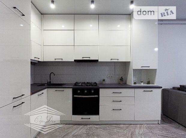 двухкомнатная квартира в Тернополе, район Центр, на Нова квартира з індивідуальним опаленням в аренду на долгий срок помесячно фото 1