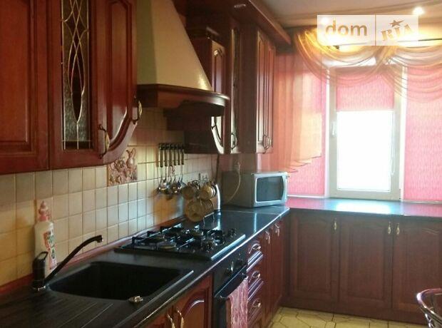 трехкомнатная квартира с мебелью в Тернополе, район Центр, на Цент в аренду на долгий срок помесячно фото 1