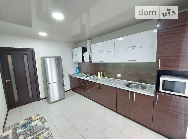 однокомнатная квартира с мебелью в Тернополе, район Центр, на Новобудова в аренду на долгий срок помесячно фото 1