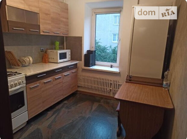 двухкомнатная квартира с мебелью в Тернополе, район Восточный, на ул. Леси Украинки 10, в аренду на долгий срок помесячно фото 1