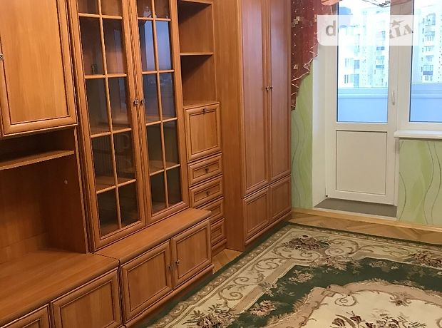 однокомнатная квартира с мебелью в Тернополе, район Аляска, на Курбаса (поблизу Подолян) в аренду на долгий срок помесячно фото 1