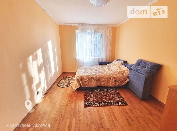 двухкомнатная квартира с мебелью в Ужгороде, район Боздош, на ул. Воссоединения 39, в аренду на долгий срок помесячно фото 1