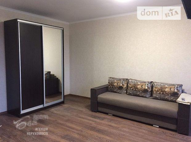 однокомнатная квартира с мебелью в Ужгороде, район Компотный, на ул. Еньковская в аренду на долгий срок помесячно фото 1