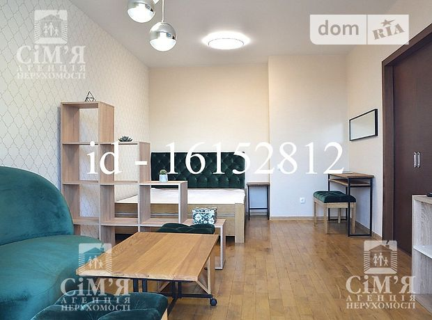 однокомнатная квартира с мебелью в Виннице, район Ближнее замостье, на НАБЕРЕЖНЫЙ КВАРТАЛ в аренду на долгий срок помесячно фото 1