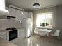 двухкомнатная квартира с мебелью в Виннице, район Киевская, на 1-й пер. Киевский в аренду на долгий срок помесячно фото 7