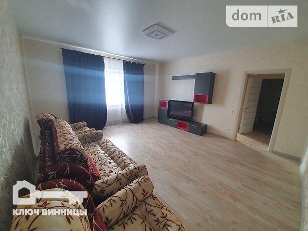 трехкомнатная квартира с мебелью в Виннице, район Киевская, на ул. Киевская в аренду на долгий срок помесячно фото 1