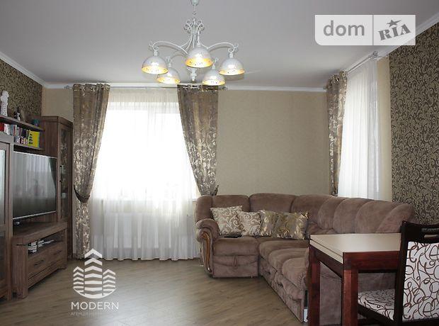 трехкомнатная квартира с мебелью в Виннице, район Подолье, на Профессора Шульги в аренду на долгий срок помесячно фото 1