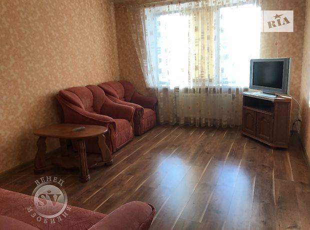 однокомнатная квартира с мебелью в Виннице, район Подолье, на ул. Родиона Скалецкого 40а, в аренду на долгий срок помесячно фото 1