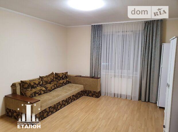 однокомнатная квартира с мебелью в Виннице, район Подолье, на ул. Зодчих 16 в аренду на долгий срок помесячно фото 1