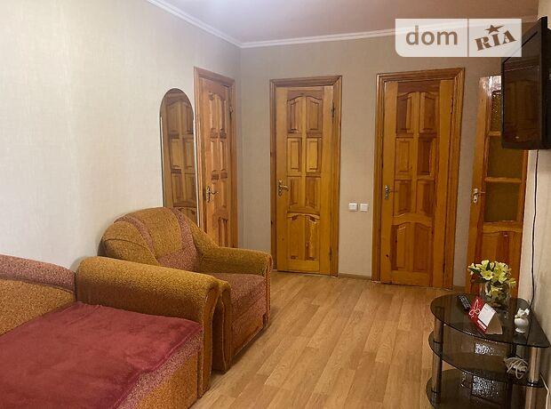 двокімнатна квартира з меблями в Вінниці, район Слов'янка, на вул. Ленських Подій 46 в довготривалу оренду помісячно фото 1