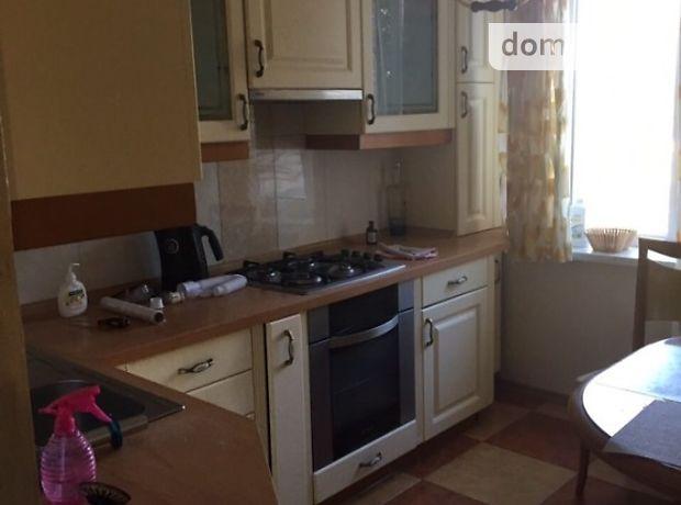 трехкомнатная квартира с мебелью в Виннице, район Славянка, на ул. Блока в аренду на долгий срок помесячно фото 1
