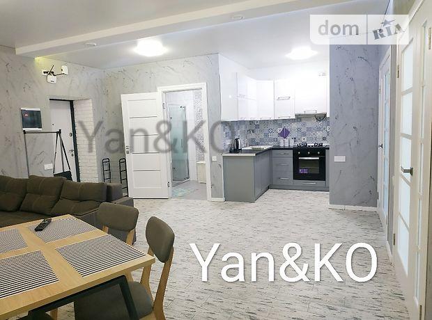трехкомнатная квартира с мебелью в Виннице, район Свердловский массив, на Князей Кориатовичей улица в аренду на долгий срок помесячно фото 2