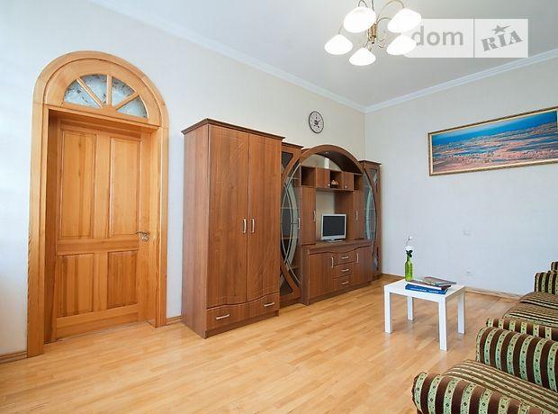 двухкомнатная квартира с мебелью в Виннице, район Центр, на ул. Архитектора Артынова 1, в аренду на долгий срок помесячно фото 1