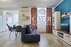 однокомнатная квартира с мебелью в Виннице, район Урожай, на ул. Пирогова 76 в аренду на долгий срок помесячно фото 8