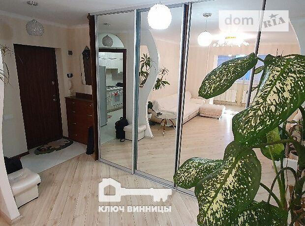 трикімнатна квартира з меблями в Вінниці, район Вишенька, на просп. Космонавтів в довготривалу оренду помісячно фото 1